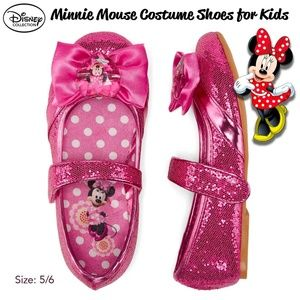 Minnie Mouse Shoes for Kids 🆕️
